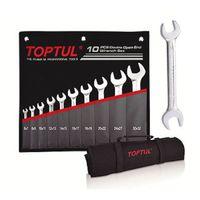 Набор ключей рожковых 6-32 (10 шт.) GPCJ1001 TOPTUL