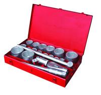 Набор торцевых головок ВИЗ-6В (30-80)