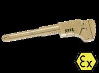 Ключ трубный червячный искробезопасный X-Spark 127А