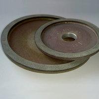 Круг алмазный шлифовальный 12А2-20° АС4 В2-01