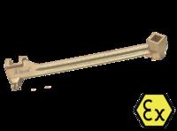 """Ключ для крышек бочек """"американский"""" искробезопасный 179-1002 Al-Cu X-Spark"""