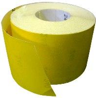 Бумага наждачная на бумажной основе 115мм х 50м