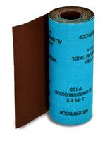 Папір наждачний на тканинній основі, водостійкий 200мм х 5м