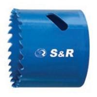 Коронка по металлу S&R