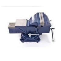 Тиски слесарные стальные 200 мм для тяжелых работ