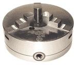Патрон токарный d=200мм/6-конус 7100-0033