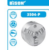 Патрон токарный 3504 PREMIUM Bison-bial