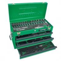 Ящик с инструментом 3 секции 99 ед. GCAZ0038 TOPTUL