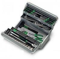 Ящик с инструментом (TBAC0501, 5 секций)  65ед. GCAZ0003 TOPTUL