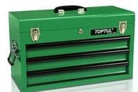 Ящик для инструмента 3 секции TBAA0303 TOPTUL 508(L)x232(W)x302(H)mm