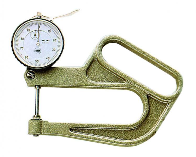 Толщиномер индикаторный ТИП ТР 0-30  0,1 (гл.200)