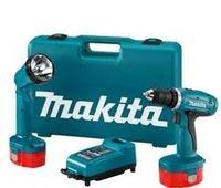 Аккумуляторный шуруповерт MAKITA 6271DWPLE (12В/1,3Ач)