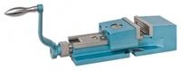 Машинные тиски поворотные с системой CAMLOCK 6517 Bison-bial