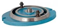Поворотное основание для машинных тисков 6583 Bison-bial