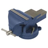 Тиски слесарные стальные 150 мм для тяжелых работ