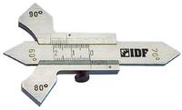 Катетомер 0-20 0,1 (Шаблон сварщика)