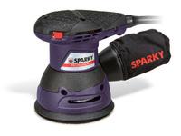Эксцентриковая шлифовальная машина EX 125E Sparky Professional