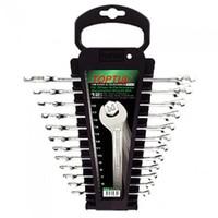 Набор ключей комбинированных на холдере 6-19мм 12 шт. GAAC1201