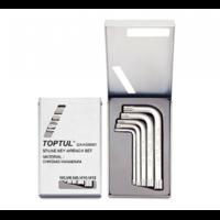 Набор ключей Spline Г-образных М5-М12 GAAD0501 TOPTUL