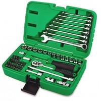 """Набор инструмента  1/4"""" + ключи  49ед. GCAI4901"""