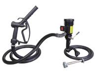 Электрический насос для перекачки масла и топлива GROZ