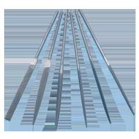 Надфиль алмазный АС15 125/100 ГОСТ 23461-84