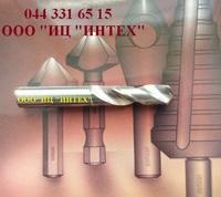 Сверла по металлу твердосплавные монолитные DIN6539 (ГОСТ 17274-71)