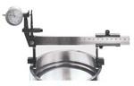 Штангенциркуль универсальный для контроля пазов и внутренних диаметров